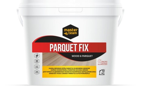 Parketo klijai MASTER TEAM PARQUET FIX, 10 kg