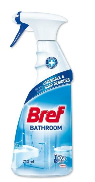 Vonios valiklis BREF Bathroom Cleaner, 750 ml